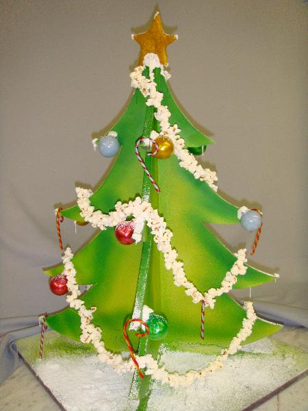 chocolate-christmas-tree