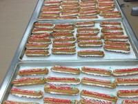 strawberry-eclair-production